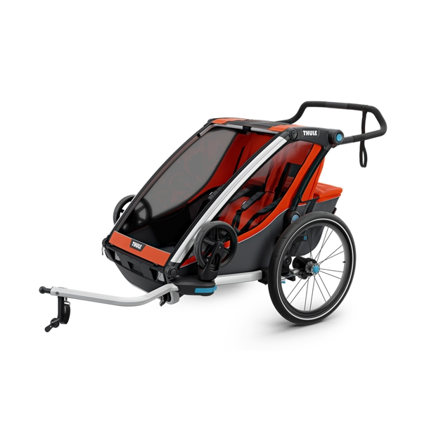 Thule Chariot Cross 2 cykelvagn