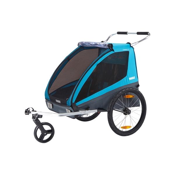 Thule Coaster XT cykelvagn