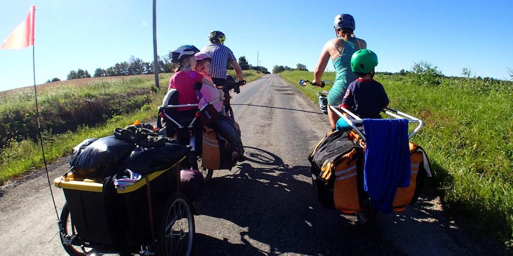Cykelvagnar - Bäst i test