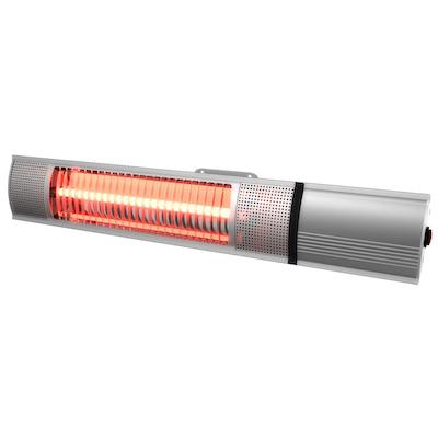 Väggmonterad infravärmare