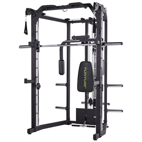 Tunturi SM80 Full Smith - multigym med smithmaskin