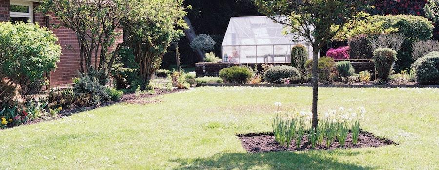 Kompostkvarn är bra för trädgården
