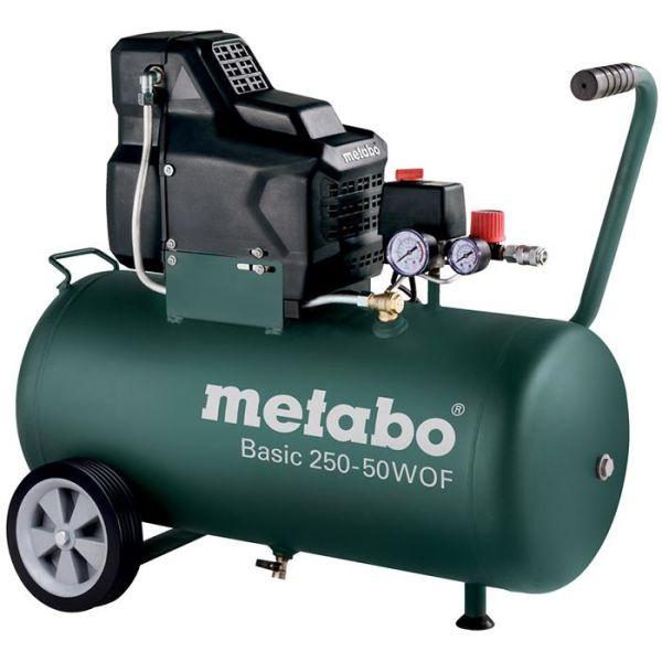 Metabo Basic 250-50 W OF - Kompressor 50 liter
